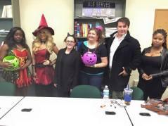 Broadcast Education Association Spring 2016   Halloween