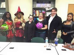 Broadcast Education Association Spring 2016 | Halloween