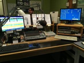 National Broadcast Society Fall 2015 | Northshore Broadcast Tour