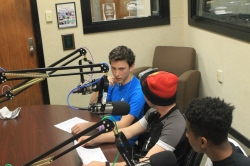 Broadcast Education Association Spring 2016 | Sports Podcast